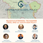 Religious Extremism, the Kashmir Crisis, and U.S. South Asia Policy