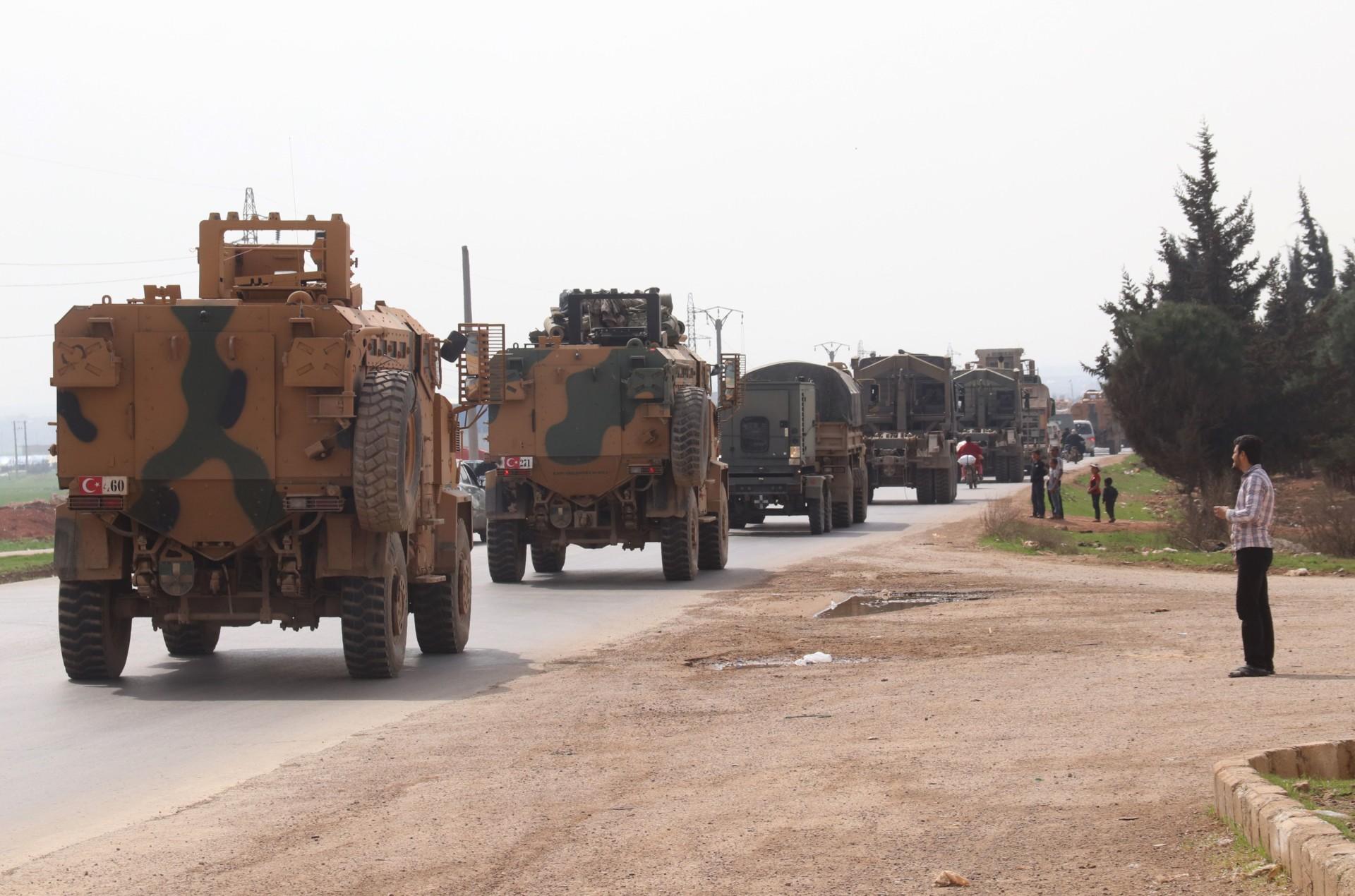 Turkey's High Stakes in Northwest Syria