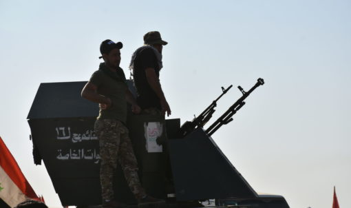 ISIS Thrives in Iraq's 'Money and Death' Triangle